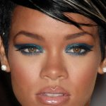 Rihanna-inspired Makeup Look!