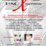 PAC x Ana Victorino Holiday Workshop!