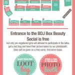 My BDJ Box Beauty Social Tres Chic 2014 Experience (+Pictures!)