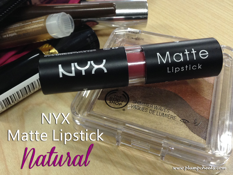 NYX MLS Natural Header