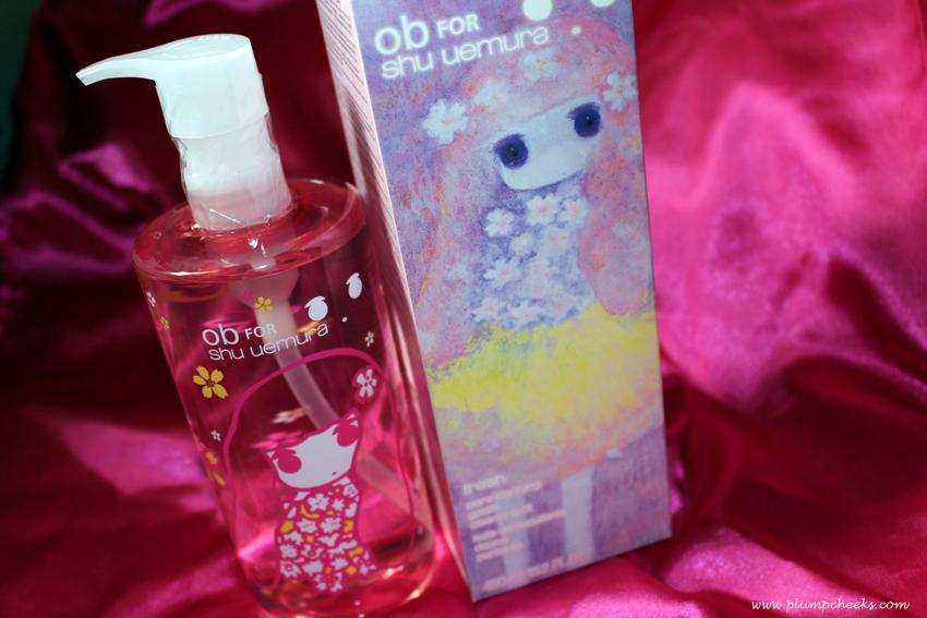 Shu Uemura OB Fresh Pore Clarifying Gentle Cleansing