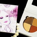 EOTD: Ellana Mineral Cosmetics Combo Quad Eyebrow/Shadow