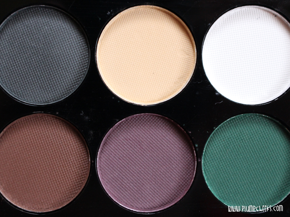Sleek Ultra Mattes Darks Shades 2