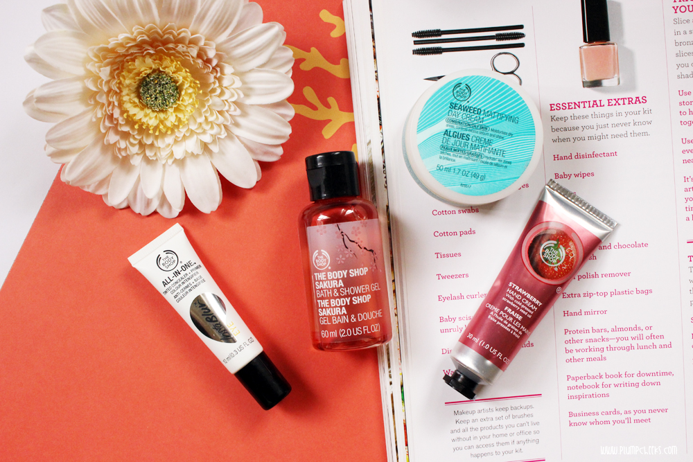 The Body Shop Instablur Seaweed Day Cream