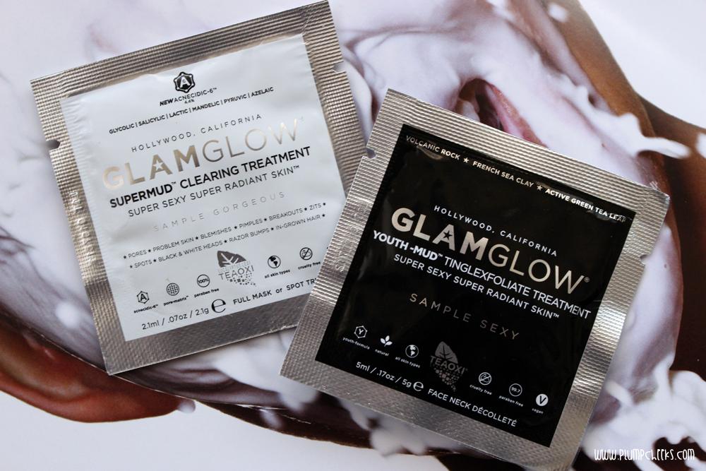 BDJ BOX Elite Corporate Chic GlamGlow Mud Masks