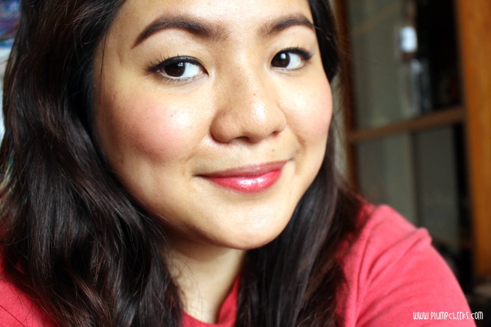 The Body Shop Special Edition Geisha Doll Lip and Cheek Stain