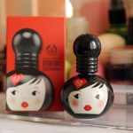 NEW! The Body Shop Special Edition Geisha Doll Lip and Cheek Stain + Faking Eyelashes!