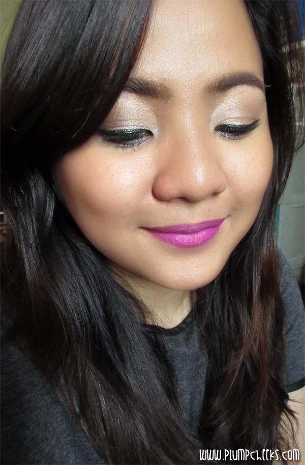 MAC Heroine Lipstick FACE