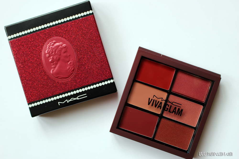 Viva Glamorous Lip Palette