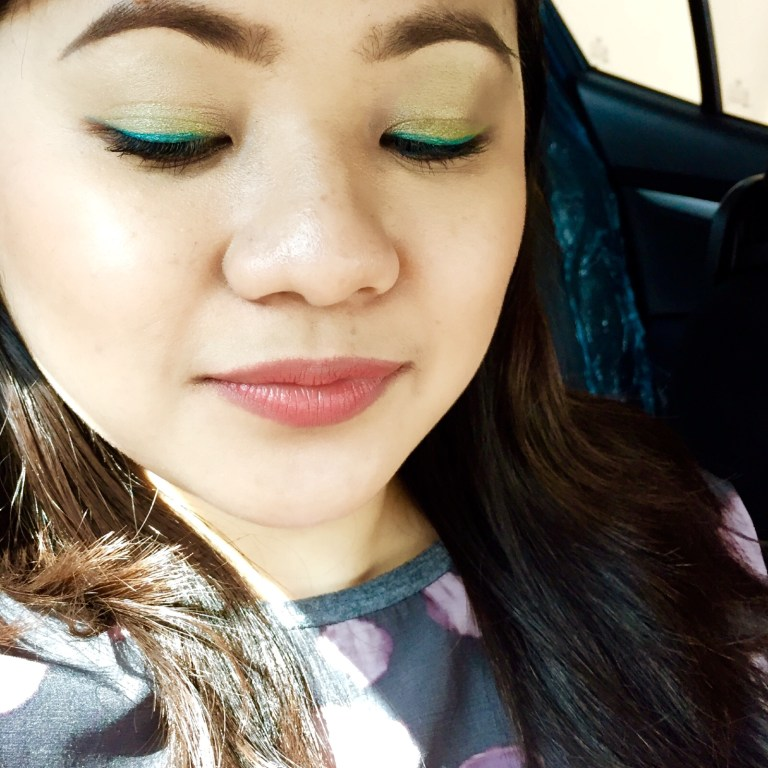EYE OF HORUS TEAL MALACHITE EYE LINER