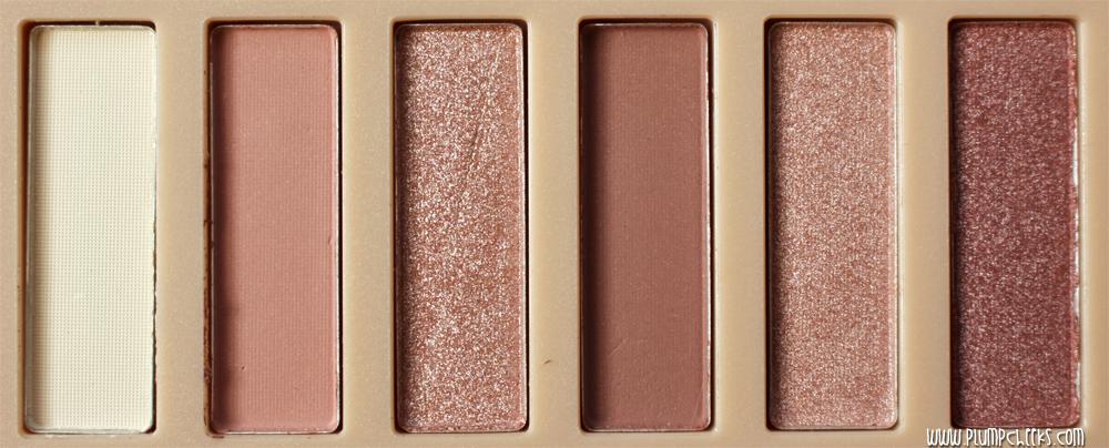 LA Girl Eyeshadow Collection NUDES (3)