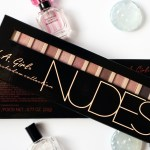 Drugstore Finds: L.A. Girl Eyeshadow Collection NUDES Palette!