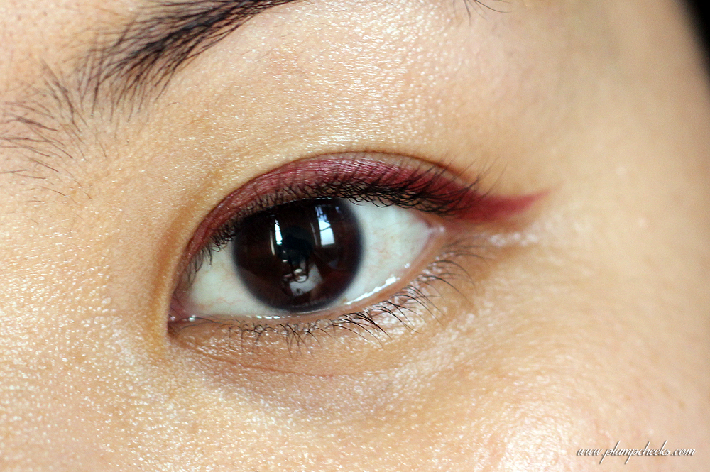 Banila Co Burgundy Eyeliner (11)