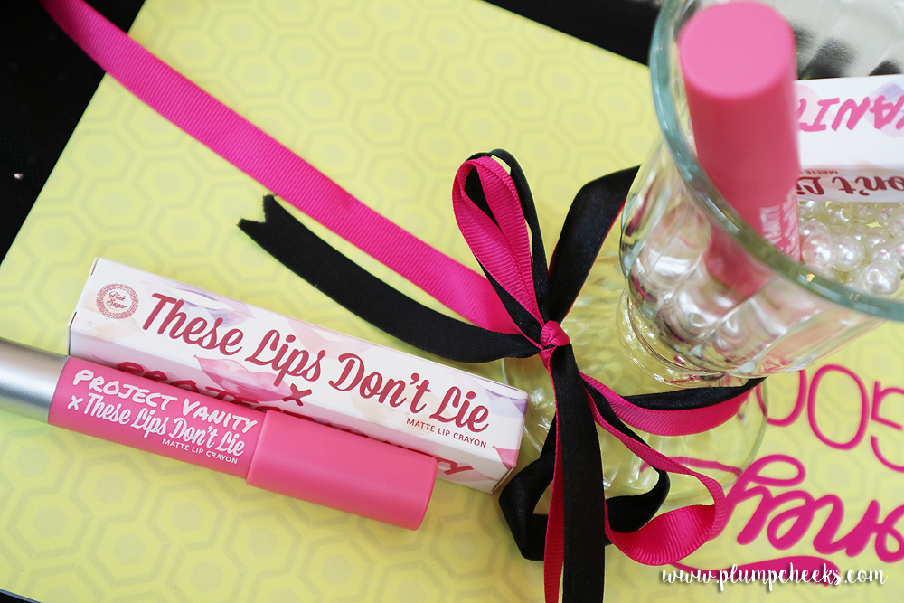 Pink Sugar x Project Vanity These Lips Dont Lie Lip Crayons (2)