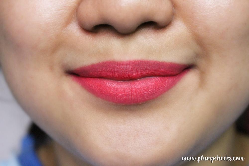 Céleteque DermoCosmetics Matte Lip Stick in Cherry