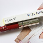 ColourPop Ultra Satin Lips In LOST Swatches, Review, Photos!