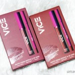 VICE COSMETICS Phenomenal Liquid Lip Kits Review & Swatches! – ALL SHADES!