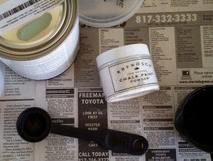 BB Frosch Chalk Paint Powder