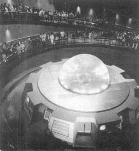 L'esperimento di fusione nucleare alla fiera