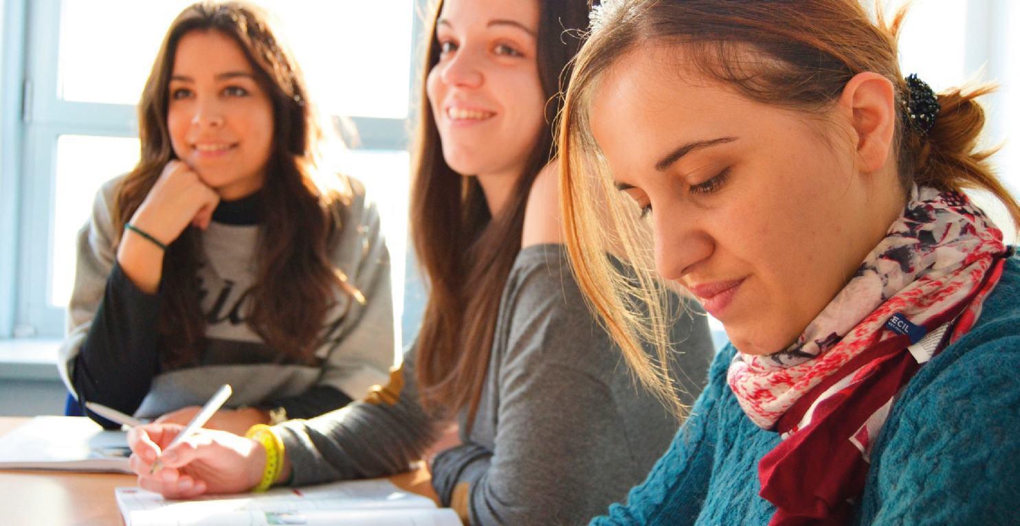 students-listening