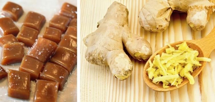 bonbons-gingembre