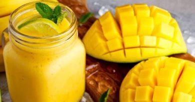 smoothie à la vitamine C