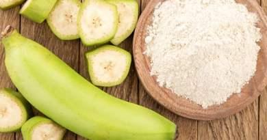 farine de banane