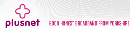 Plusnet - Good honest broadband from Yorkshire