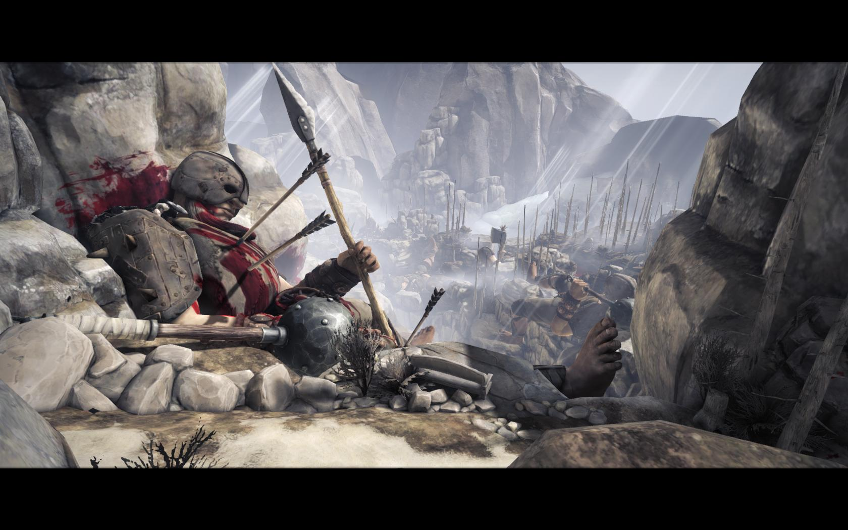 Brothers a Tale of Two Sons game review valley of giants creepy
