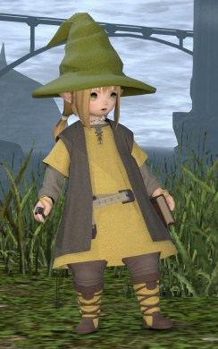 Final Fantasy XIV: A Realm Reborn - Arcanist