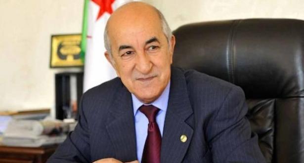 الرئيس الجزائري في 'حجر صحي طوعي' لمدة 5 أيام