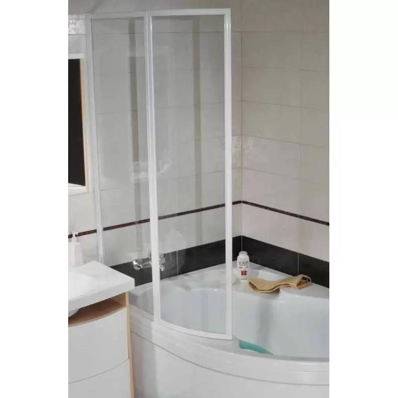 paroi de douche vsk2 pour baignoire