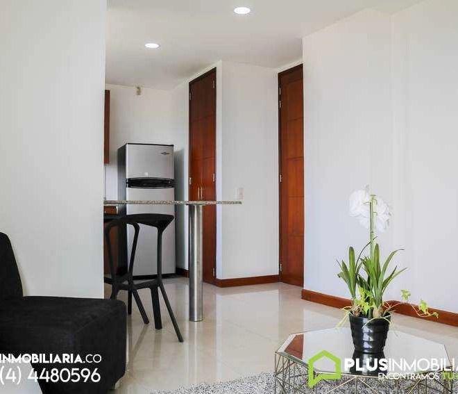 Apartamento Amoblado | Blux Apartamentos | Las Lomas | A181