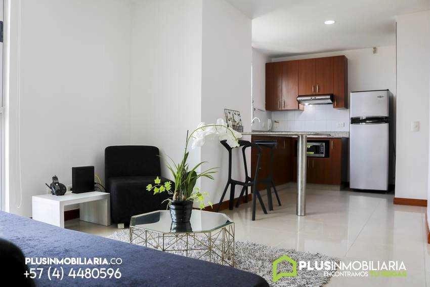 Apartamento Amoblado   Blux Apartamentos   Las Lomas   A181