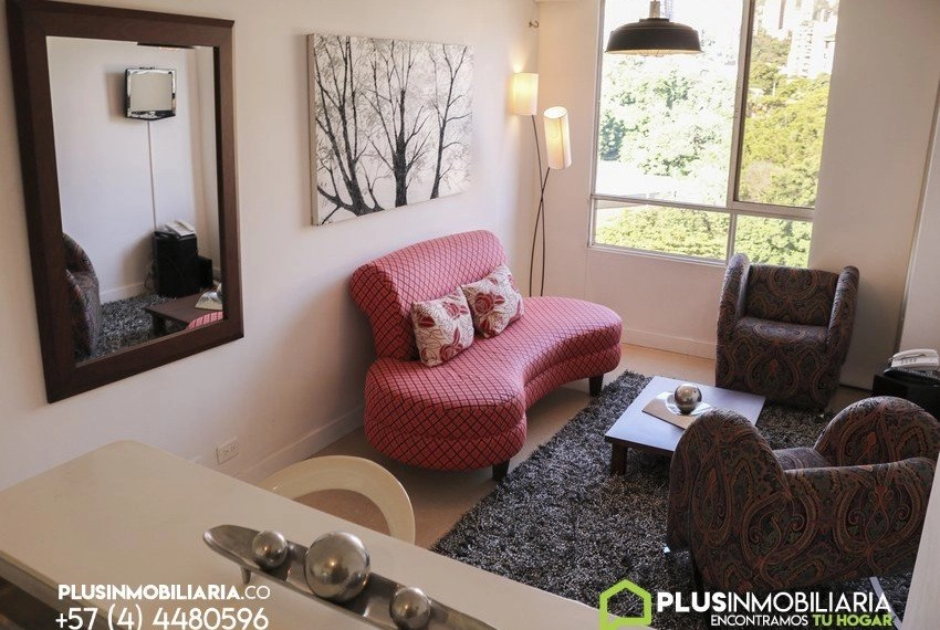 Apartamento | Amoblado | Patio Bonito | A289