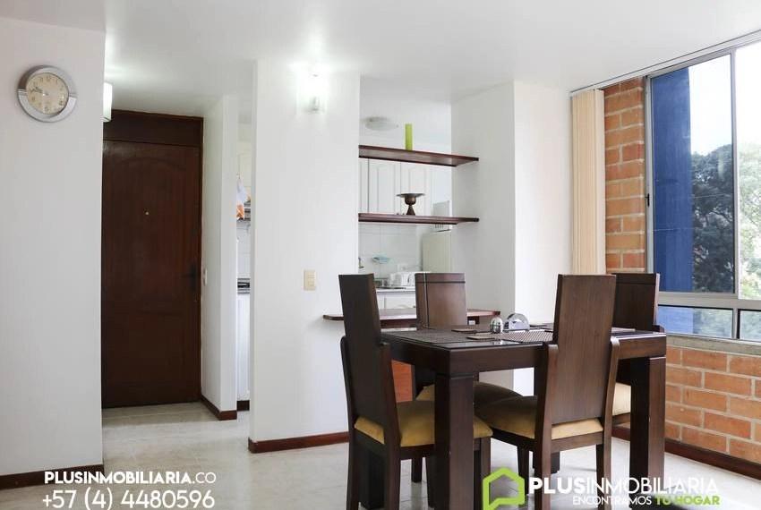 Apartamento Amoblado | Villa Carlota | Poblado | A137