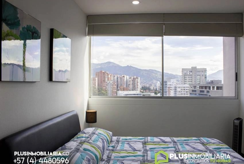Apartamento   Amoblado   El Poblado   Nueva Alejandría   A183