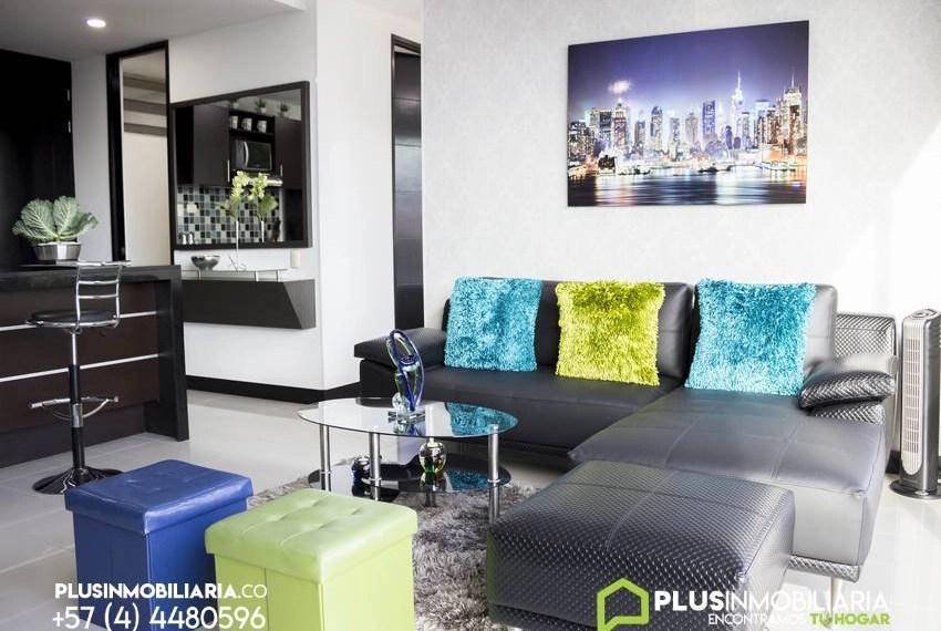 Apartamento | Amoblado | El Poblado | Nueva Alejandría | A183
