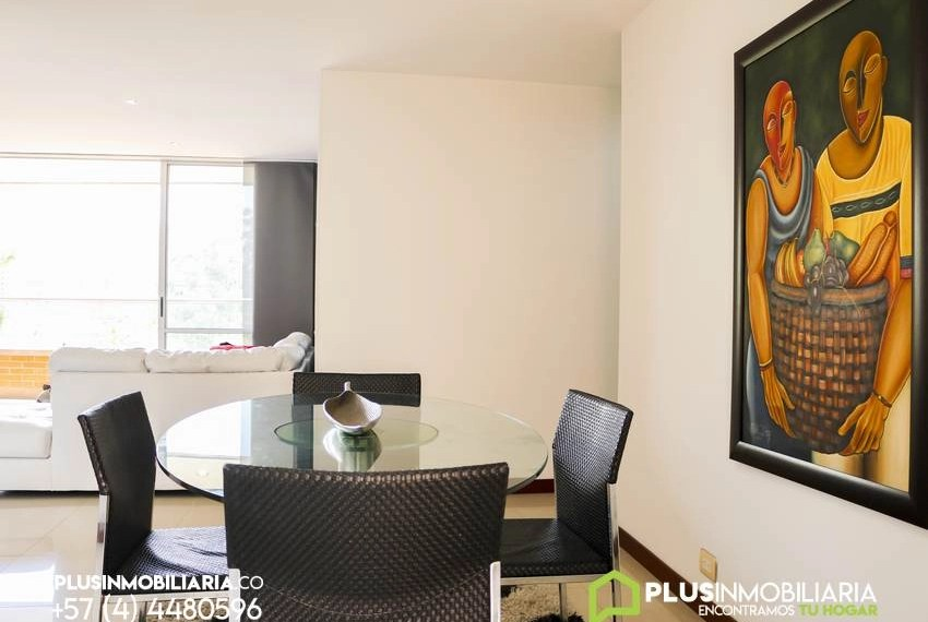 Amoblado | Apartamento | Envigado | Benedictinos | A189