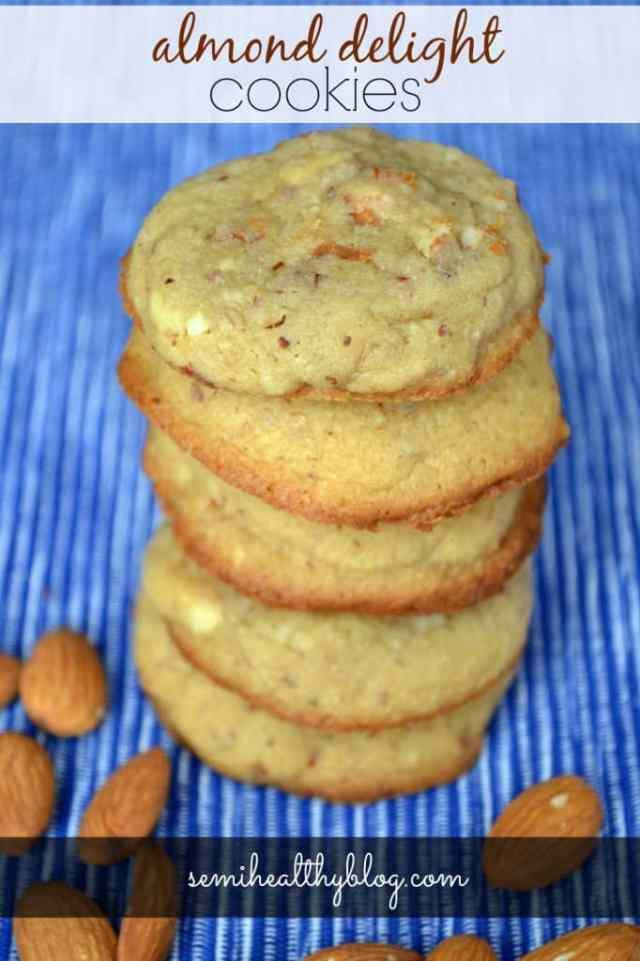 Almond Delight Cookies