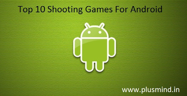 shooting games