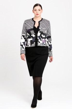 XXL-Fashion von Doris Megger
