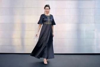 Plus-Size-Abendkleid