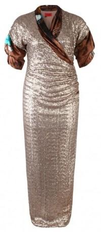 Glamurös: Plus Size Dress Divina - www.dorismegger.de