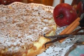 Zimt, Apfel und Vanille
