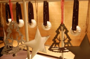 DIY: Mini-Gugl als Weihnachtsschmuck