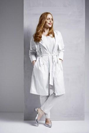 Sommerlich leichte Plussize-Mode - Bild: Sallie-Sahne.de