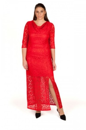 XXL-Abendkleid