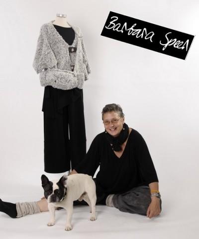 Barbara Speer - Designerin - Foto: Barbara Speer