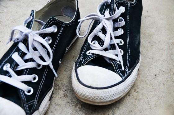 Lässig mit Chucks - Converse